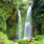 Indulging into the Beauty of Kafiliw Twin Falls in Lias , Barlig, Mt. Province