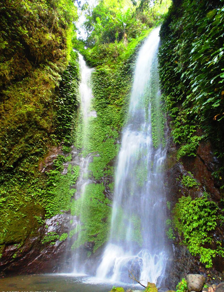 Kafiliw is one of the best falls in the Philippines