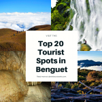Top 20 Must-See Tourist Spots in Benguet 2019