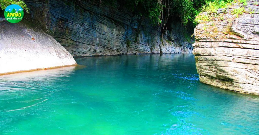 Maton River in Pudtol. One of the tourist spots of Apayao.