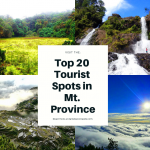 20+ Must-See Tourist Spots in Mt Province (Complete DIY Travel Guide)