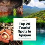 Top 20 Must-See Tourist Spots in Apayao 2019