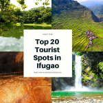 Top 20 Must-See Tourist Spots in Ifugao 2019