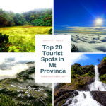 Top 20 Must-See Tourist Spots in Mountain Province 2019