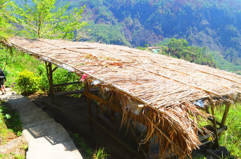 Makeshift store along the way to Bomod-ok Falls in Sagada.