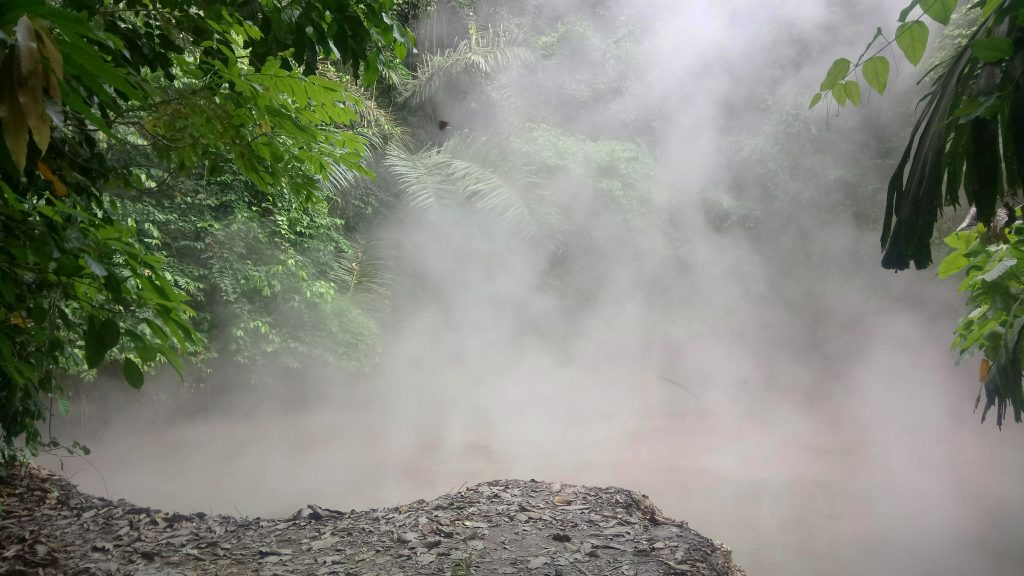 Now, this is Makiling Mudspring. Awesome!