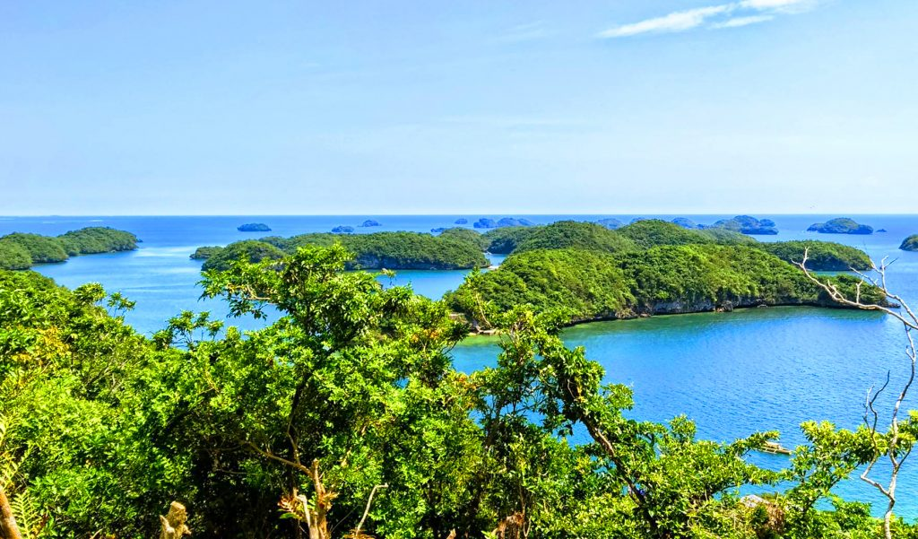 Hundred Islands is one of the tourist spots in Pangasinan.