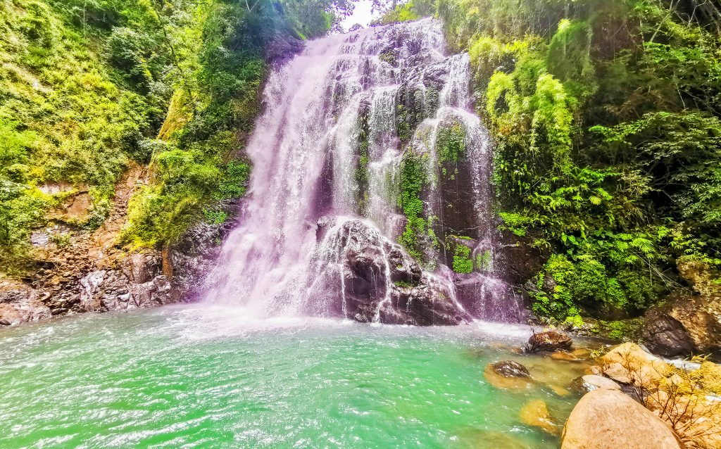 Baey Anito Falls is one of the must-see tourist spots in Ilocos Sur.