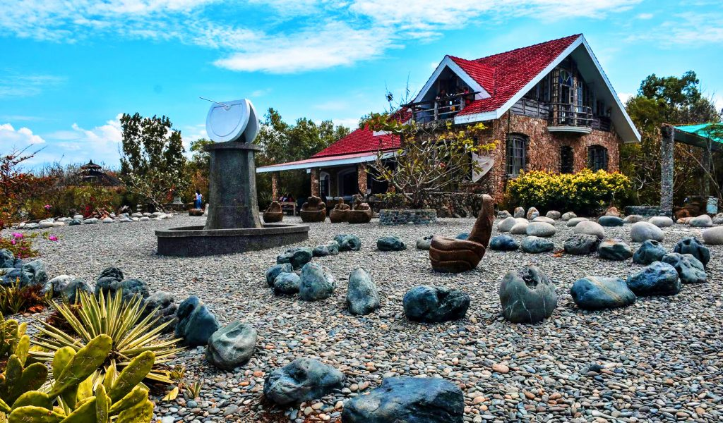 Balay na Bato is one of the tourist spots in La Union.