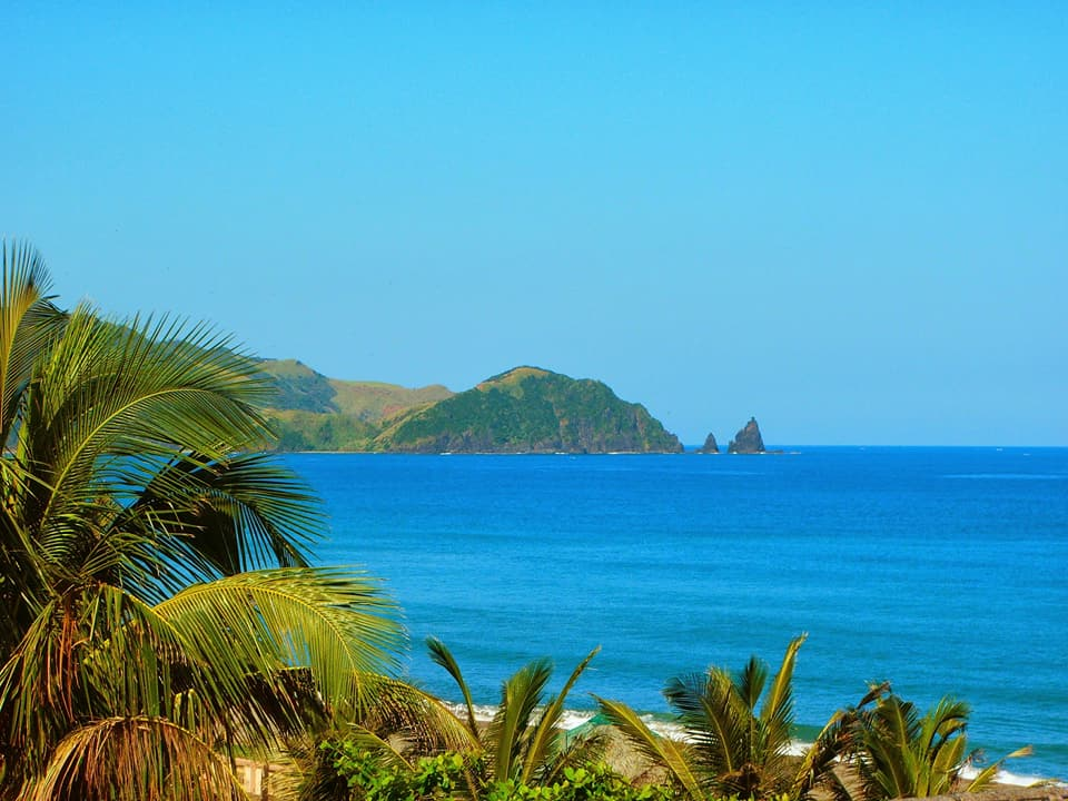 Taggat Blue L;agoon is one of the tourist spots in Cagayan province.