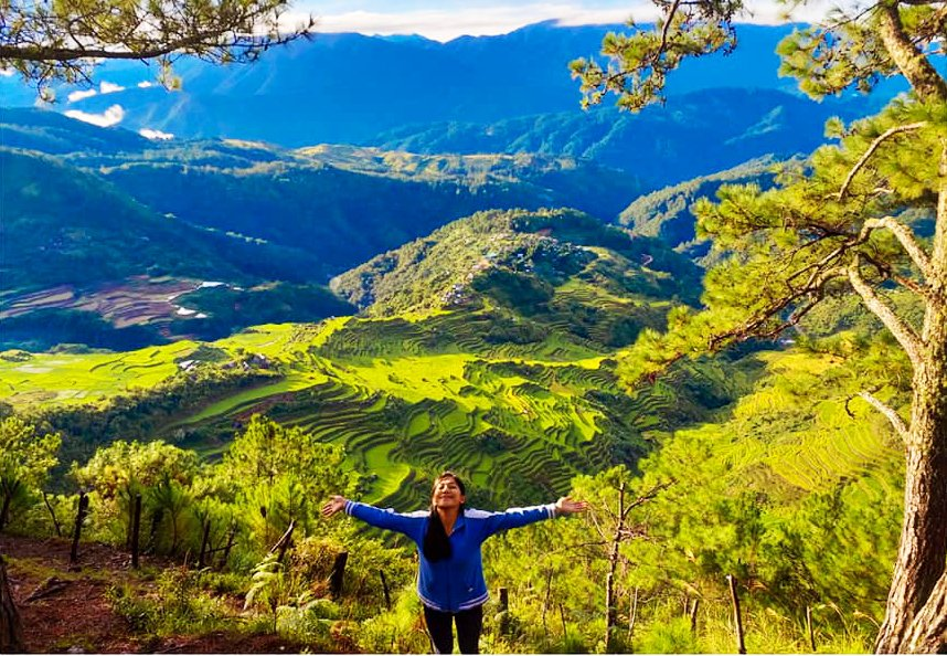 Maligcong Rice Terraces in the Philippines
