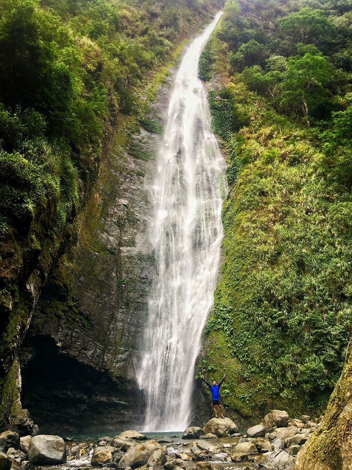 Dibulo falls is one of the tourist spots in Isabela.