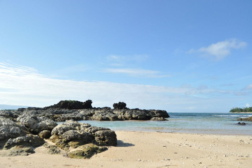 Dicotcotan Beach is one of the tourist spots in Isabela.