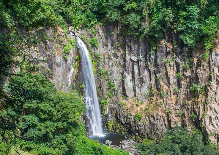 Ambon-Ambon Falls is one of Bataan tourist spots