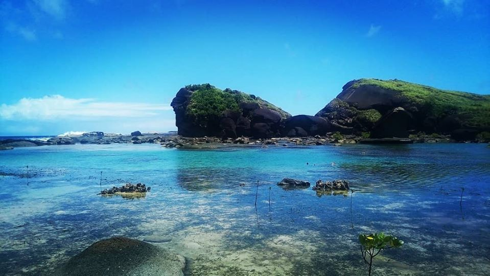 Belat Pool is one of Samar Tourist Spots.