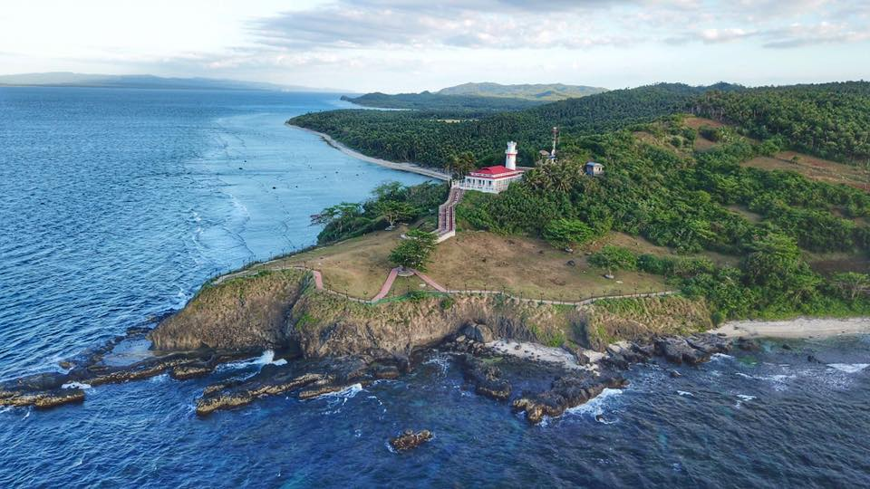 Capul Lighthouse is one of the tourist spots in Northern Samar.
