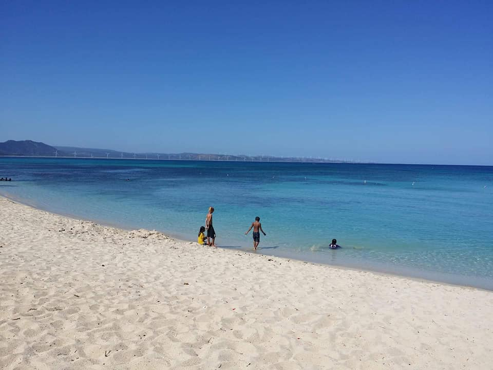 Pagudpud Beach is one of Northern Luzon Tourist Spots