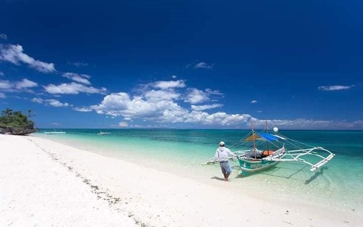 Maamo Beach is one of the tourist spots in Southern Leyte.
