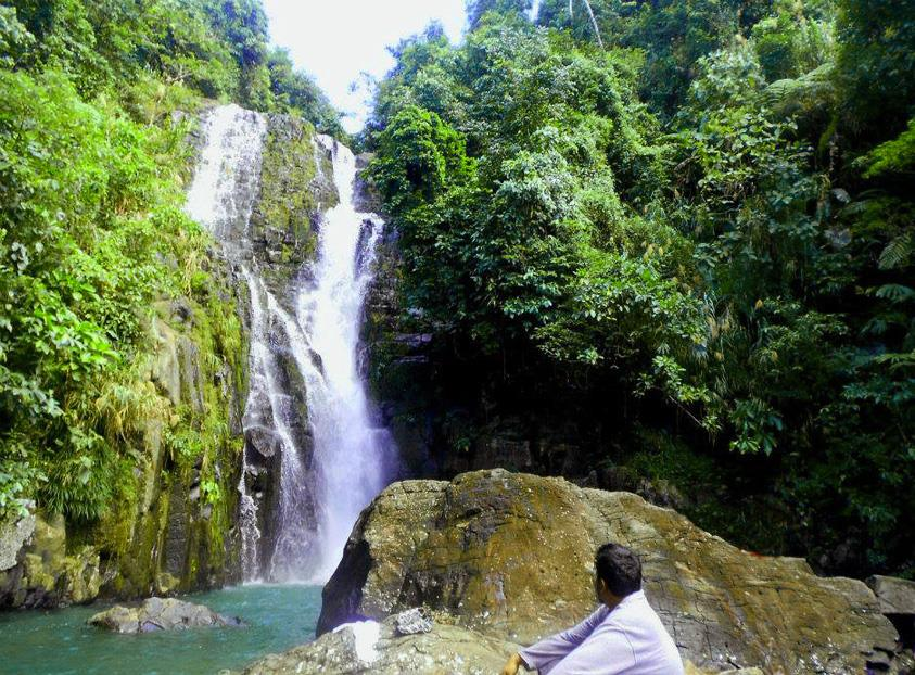 Busay falls is one of Northern Samar tourist spots.