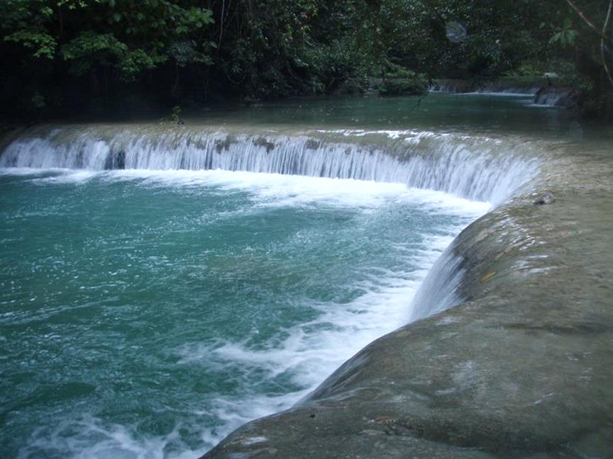 Matikawol Falls is one of the tourist spots in Northern Samar.