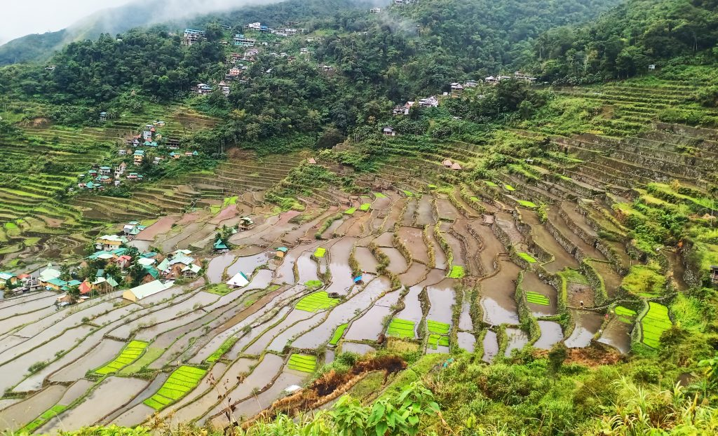 Batad Rice Terraces is one of the must-see tourist spots in Northern Luzon.