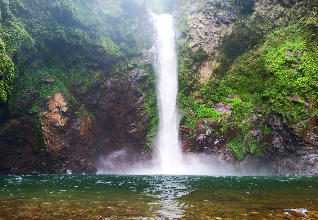 Tappiya Falls is one of the must-see tourist spots in Northern Luzon.