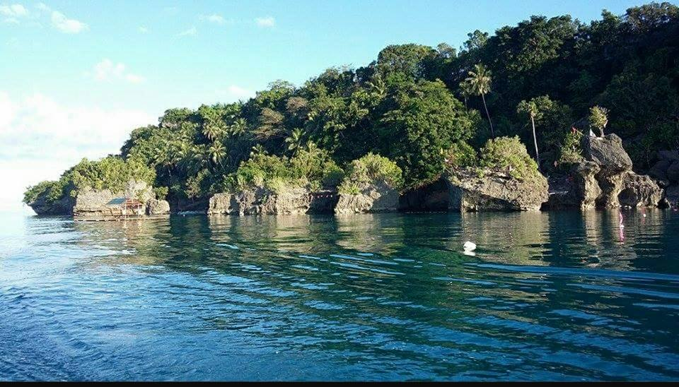 Limasawa Island is one of the tourist spots in Southern Leyte.