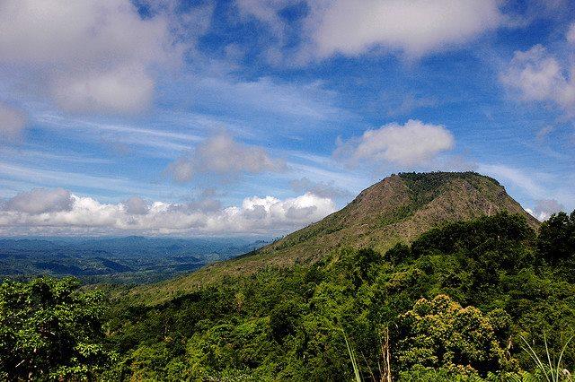 Mt Mayapay is one of Agusan del Sur tourist spots