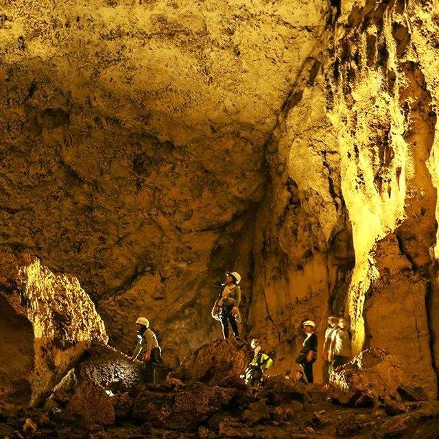Baga Cave is one of Davao Del Norte tourist spots