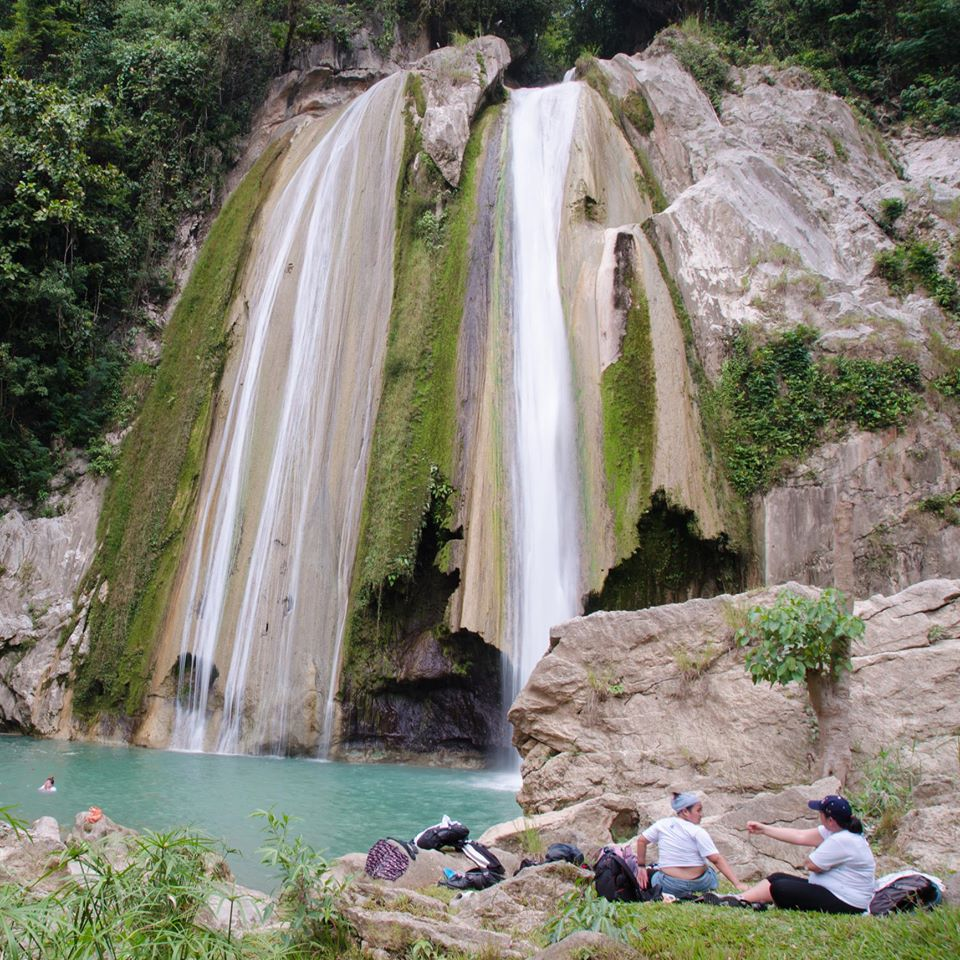 Dodiongan Falls is one of Lanao Del Norte tourist spots