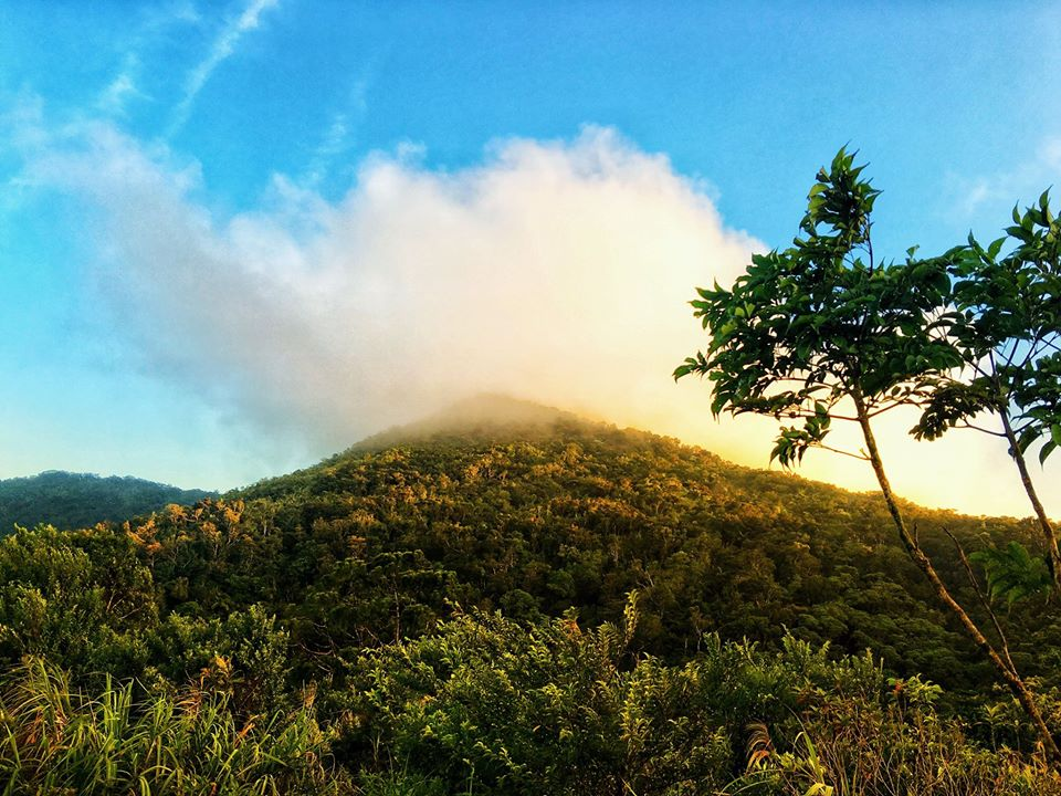 Mount Panamao is one of the tourist spots in Biliran Island