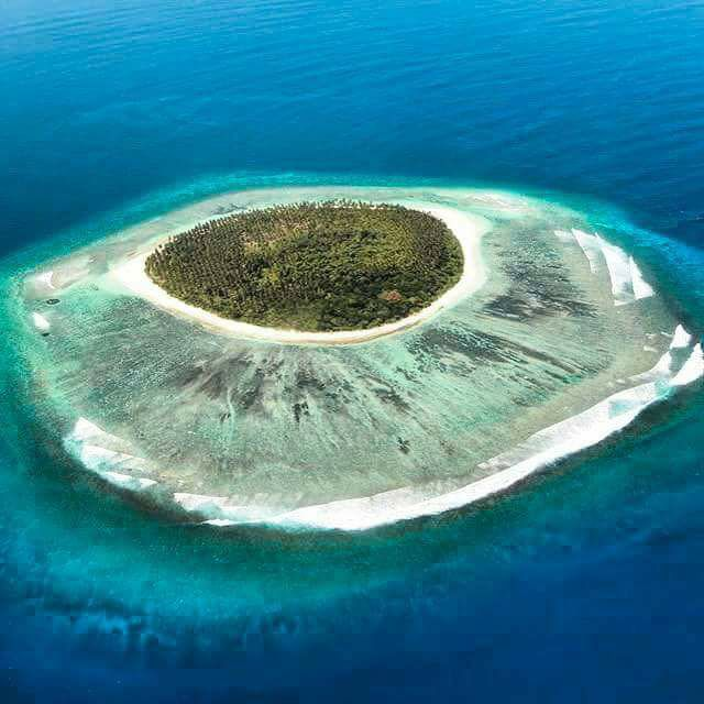 Olanivan Island is one of the acclaimed Davao Occidental tourist spots