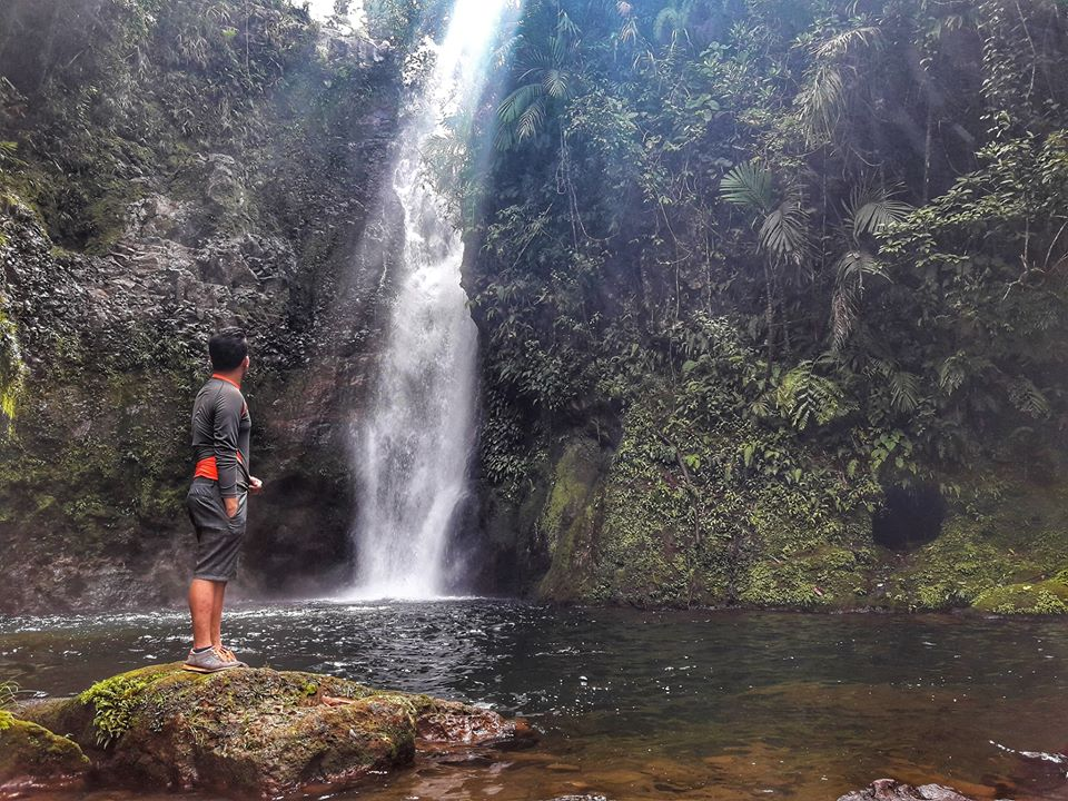 San Roque Falls is one of Misamis Oriental tourist spots