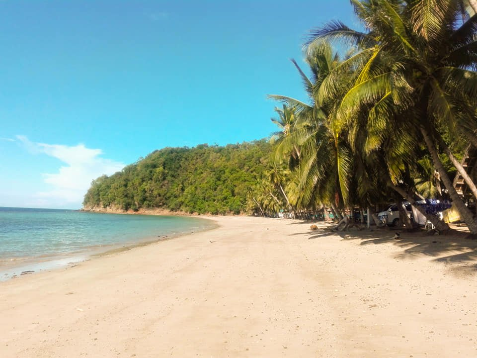 Little Boracay is one of the acclaimed Davao Occidental tourist spots