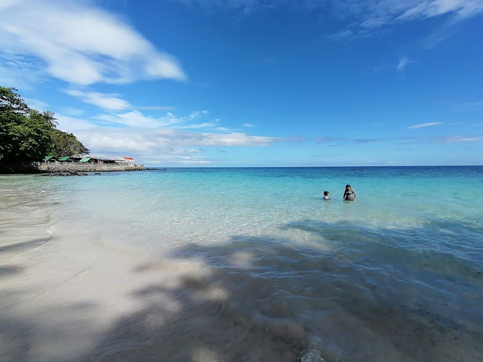 Calamcam White Beach is one of Misamis Oriental tourist spots