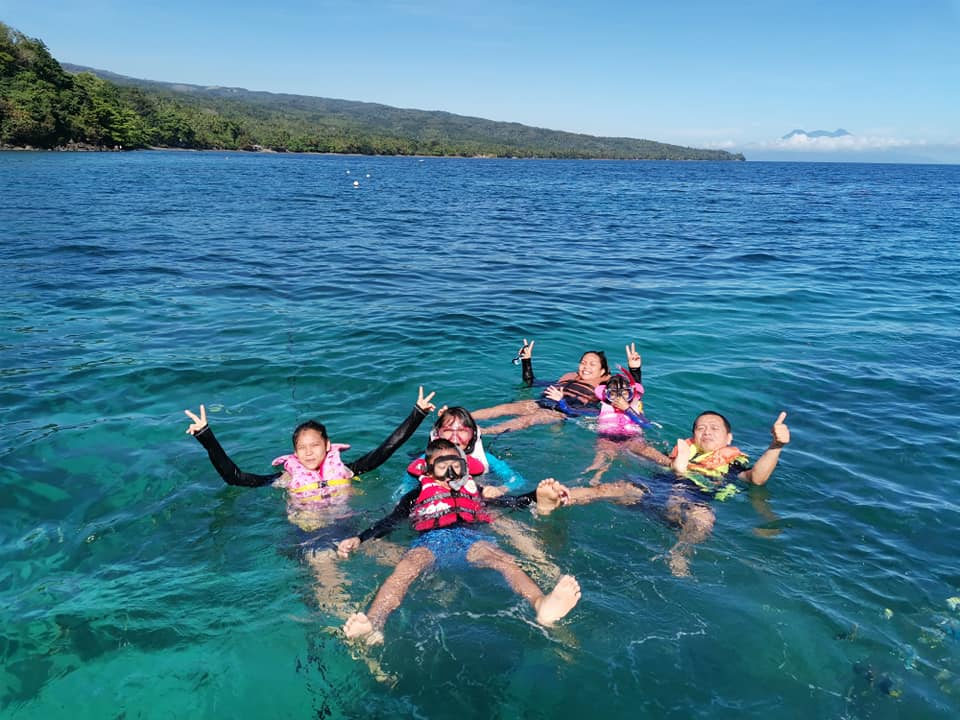 Duka Bay is one of the tourist spots in Misamis Oriental