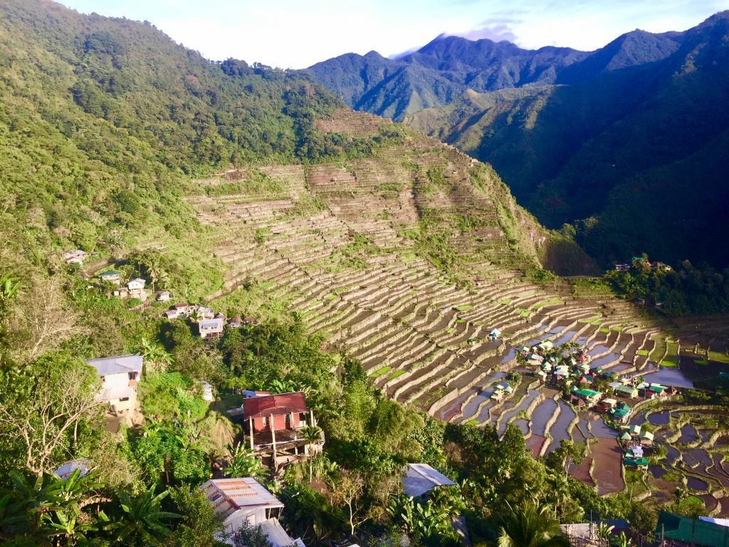 Behold the beauty of Batad Rice Terraces