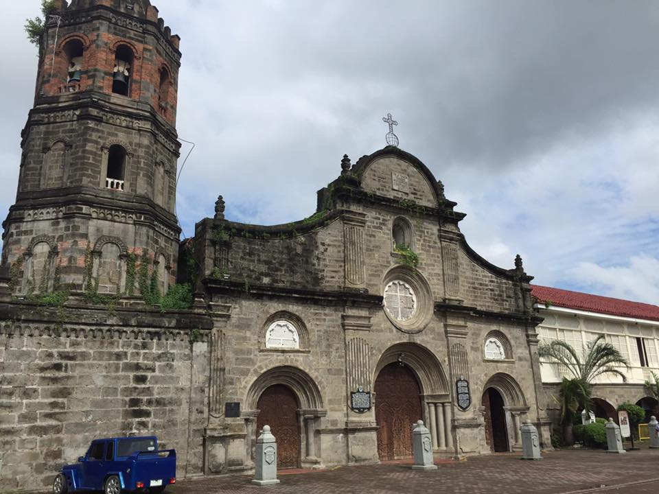 Barasoain Church is one of the tourist spots in Bulacan.