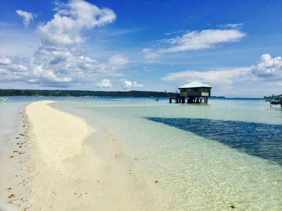 Samal Island is one of Davao Del Norte tourist spots
