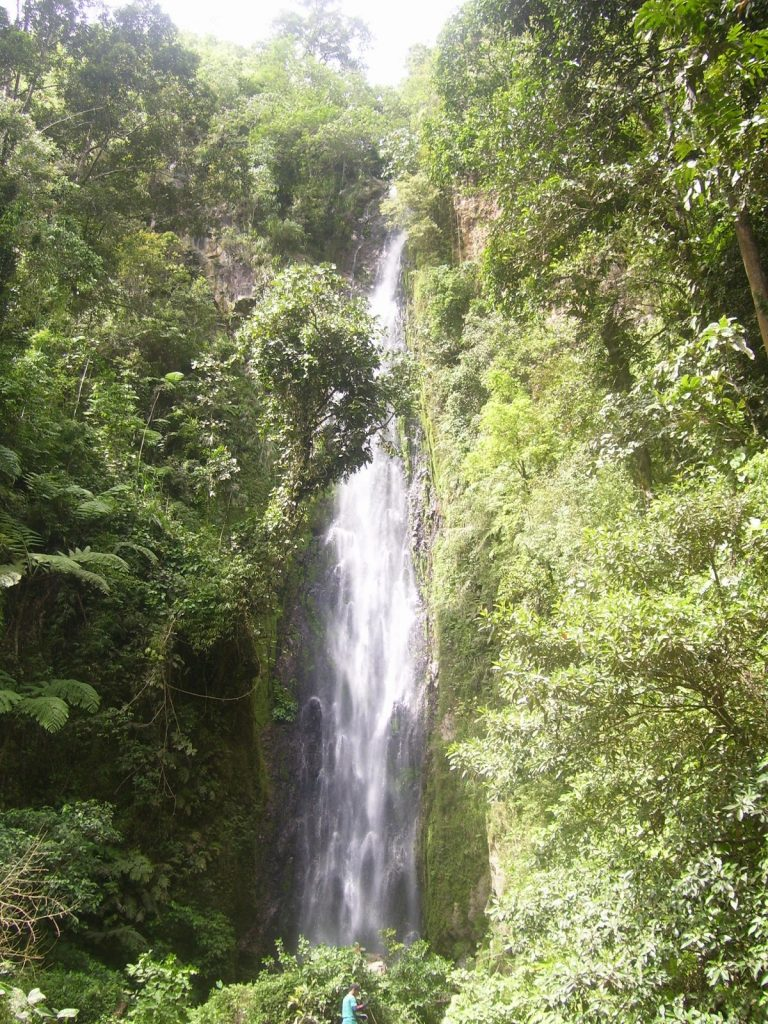Taal Falls is one of the best South Cotabato tourist spots