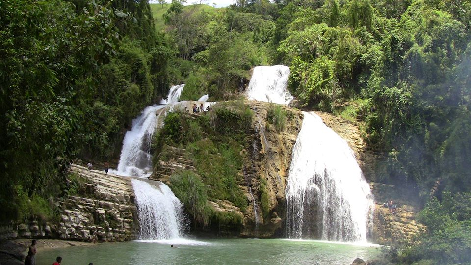 Tres Andanas is one of the best Sultan Kudarat tourist spots