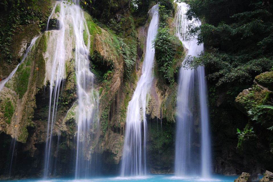 Mag-Ao Falls is one of the best Negros Occidental tourist spot/destinations