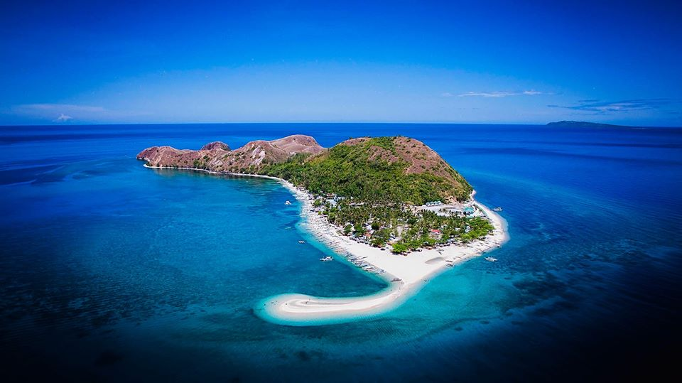 Mararison Island  is one of the best Antique tourist spot