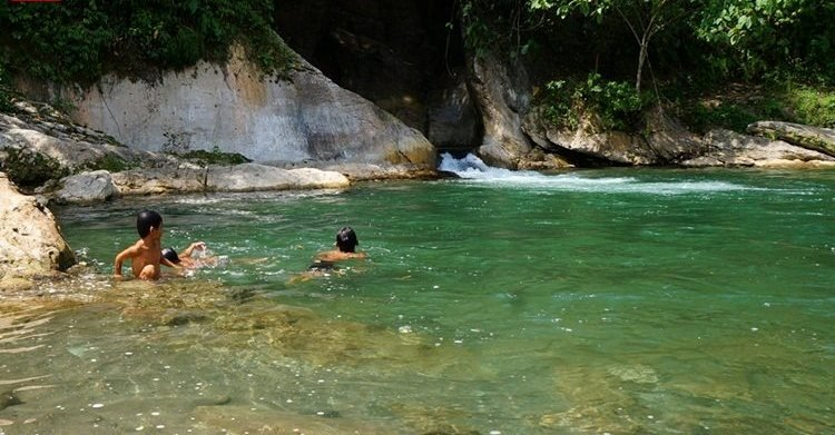 Bakngeb River Cave is one of the best South Cotabato tourist spots