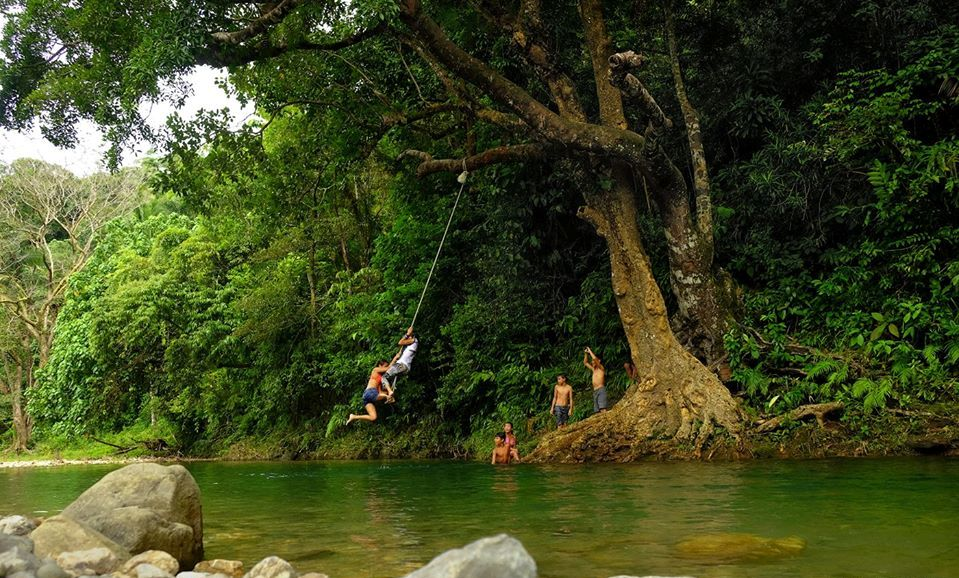 Nabaoy River is one of the best Aklan tourist spots