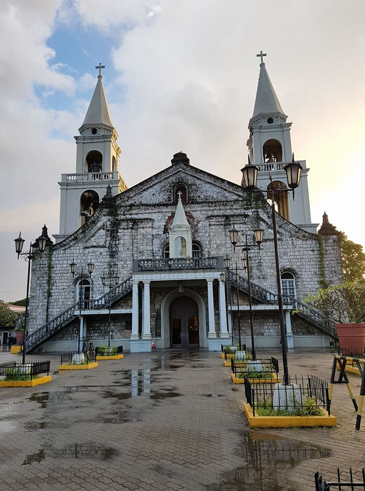 Jaro Cathedral is one of the best Iloilo tourist spot