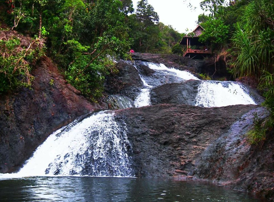 Jawili Falls is one of the best Aklan tourist spots