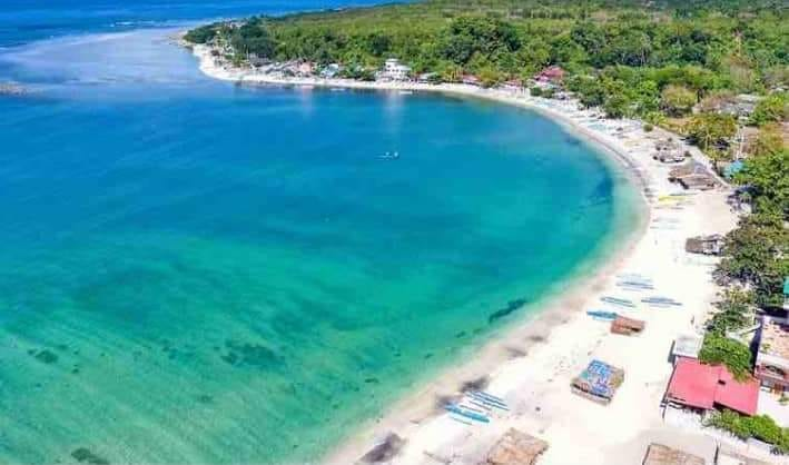 Darigayos Beach is one of the best La Union tourist spots/destinations