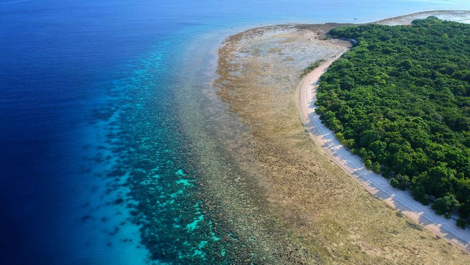 Nogas Island is one of the best Antique tourist spot