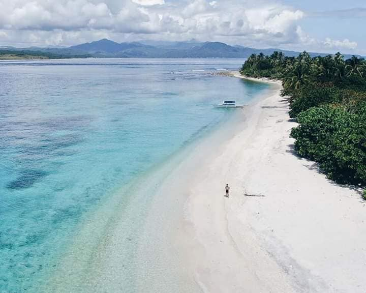 Tikling Island is one of the best tourist spots/attractions in Sorsogon province